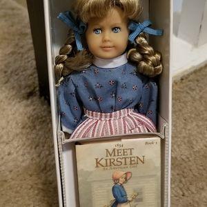 Kirsten American Girl Mini Doll